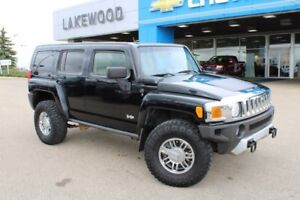 2008 HUMMER H3 Luxury (5.3L W/300HP, ALPHA Package)