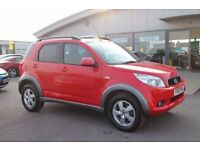DAIHATSU TERIOS 1.5 SX 5d 104 BHP - VIEW 360 SPIN ON WEBSITE (red) 2007