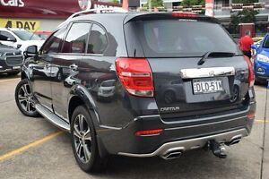 2016 Holden Captiva CG MY16 7 LTZ (AWD) Grey 6 Speed Automatic Wagon Homebush Strathfield Area Preview