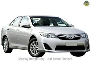 2014 Toyota Camry AVV50R Hybrid H Silver 1 Speed Constant Variable Sedan Hybrid Westminster Stirling Area Preview