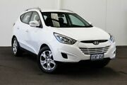 2014 Hyundai ix35 LM Series II Active (FWD) White 6 Speed Automatic Wagon Myaree Melville Area Preview