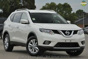 2016 Nissan X-Trail T32 ST-L 7 Seat (FWD) Ivory Pearl Continuous Variable Wagon Liverpool Liverpool Area Preview