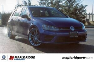 2017 Volkswagen Golf R BEAUTIFUL CONDITION, SAVE THOUSANDS ON NE