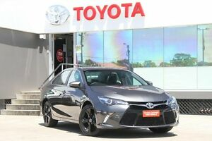 2016 Toyota Camry ASV50R MY15 Atara SX Graphite 6 Speed Automatic Sedan Old Guildford Fairfield Area Preview
