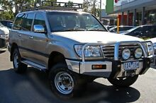 2002 Toyota Landcruiser FZJ105R GXL Sandy Taupe 5 Speed Manual Wagon Mill Park Whittlesea Area Preview