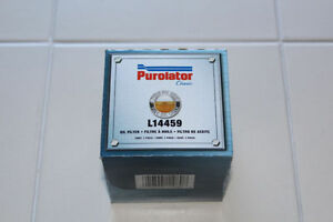 Purolator classic oil filter L14459