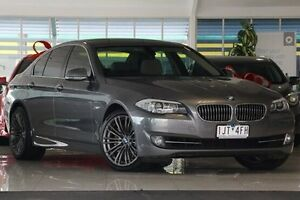 2010 BMW 535i F10 Steptronic Black 8 Speed Sports Automatic Sedan Dandenong Greater Dandenong Preview