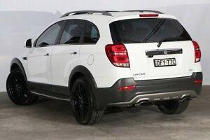2014 Holden Captiva CG MY14 7 AWD LTZ Alpine White 6 Speed Sports Automatic Wagon Alexandria Inner Sydney Preview
