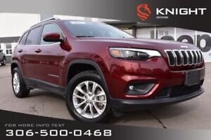 2019 Jeep Cherokee North | Accident Free | Power Driver Seat |