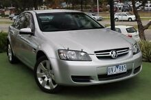 2007 Holden Commodore VE Lumina Silver 4 Speed Automatic Sedan Berwick Casey Area Preview