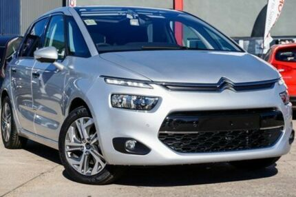 2015 Citroen C4 Picasso B7 MY15 Exclusive e-THP Silver 6 Speed Automatic Wagon Lake Wendouree Ballarat City Preview