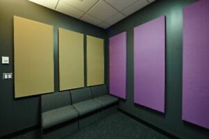 LOWEST PRICE PRO OFFICE SOUNDPROOFING, PANELING, AND ACOUSTICS