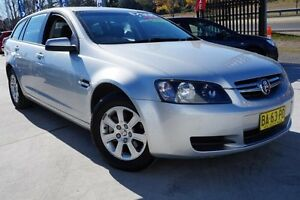 2009 Holden Commodore VE MY09.5 Omega Sportwagon Silver 4 Speed Automatic Wagon Pearce Woden Valley Preview