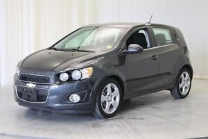 2016 Chevrolet Sonic LT HB *Remote Start-Back Up Camera-Heated S