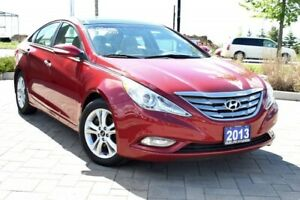 2013 Hyundai Sonata Limited NAV | BACKUP CAM | HEATED SEATS & MO