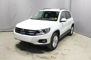 2016 Volkswagen Tiguan AWD TRENDLINE Heated Seats,  Bluetooth,