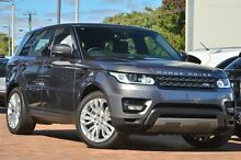 2015 Land Rover Range Rover Sport L494 16MY SDV6 CommandShift SE Corris Grey 8 Speed Sports Automati Osborne Park Stirling Area Preview