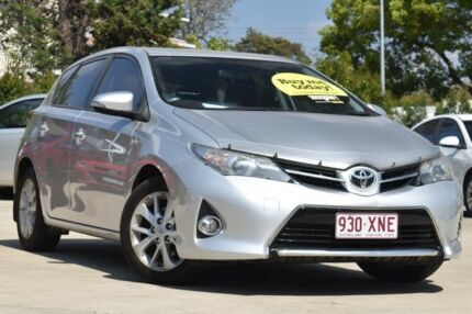 2013 Toyota Corolla ZRE182R Ascent Sport S-CVT Silver 7 Speed Constant Variable Hatchback Toowoomba Toowoomba City Preview