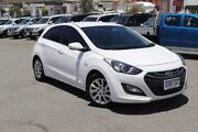 2014 Hyundai i30 GD MY14 Active 1.6 CRDi White 6 Speed Automatic Hatchback Northbridge Perth City Area Preview