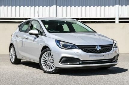 2017 Holden Astra R BK MY18 Silver Sports Automatic Hatchback Cannington Canning Area Preview