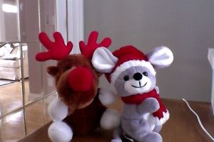 NEW WINTER CUDDLY TOYS