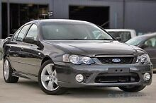 2007 Ford Falcon BF Mk II XR6 Grey 6 Speed Sports Automatic Sedan Kings Park Blacktown Area Preview