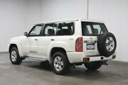 2013 Nissan Patrol Y61 GU 9 ST White 4 Speed Automatic Wagon Welshpool Canning Area Preview