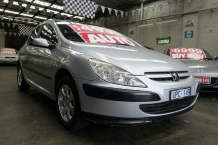 2002 Peugeot 307 1.6 4 Speed Automatic Hatchback