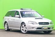 2004 Subaru Liberty B4 MY04 GT AWD Premium Pack Premium Silver 5 Speed Sports Automatic Wagon Ringwood East Maroondah Area Preview
