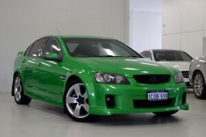 2007 Holden Commodore VE SS V Green 6 Speed Sports Automatic Sedan Myaree Melville Area Preview