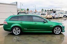 2009 Holden Commodore VE MY10 SS Sportwagon Green 6 Speed Sports Automatic Wagon Pakenham Cardinia Area Preview