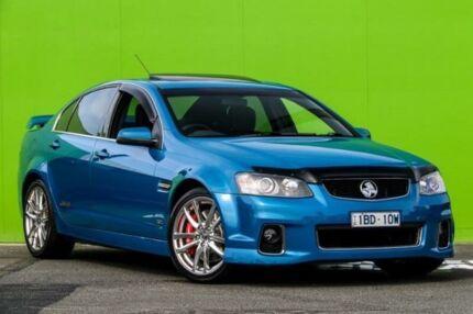 2012 Holden Commodore VE II MY12 SS V Redline Blue 6 Speed Sports Automatic Sedan Ringwood East Maroondah Area Preview