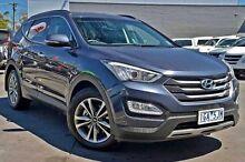 2014 Hyundai Santa Fe  Blue Sports Automatic Wagon Cranbourne Casey Area Preview