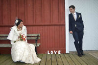 Professional wedding photography services available!
