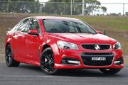 2015 Holden Commodore VF MY15 SS V Redline Red 6 Speed Manual Sedan West Gosford Gosford Area Preview