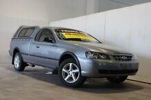 2003 Ford Falcon BA RTV (LPG) Grey 4 Speed Auto Seq Sportshift Utility Underwood Logan Area Preview