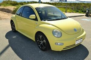 2000 Volkswagen Beetle  Yellow 5 Speed Manual Coupe East Rockingham Rockingham Area Preview