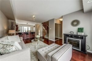 3 Bedroom Townhouse 1550 Sqft | Erin Centre Blvd