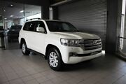 2017 Toyota Landcruiser VDJ200R MY16 VX (4x4) Crystal Pearl 6 Speed Automatic Wagon Thornleigh Hornsby Area Preview