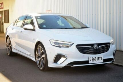 2017 Holden Commodore ZB MY18 VXR Liftback AWD White 9 Speed Sports Automatic Liftback Port Adelaide Port Adelaide Area Preview