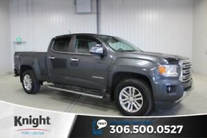 2016 GMC Canyon 4WD SLT Navigation