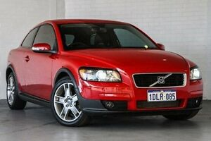 2010 Volvo C30 M Series MY10 T5 Geartronic Red 5 Speed Sports Automatic Hatchback Bellevue Swan Area Preview