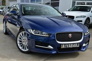2016 Jaguar XE X760 MY16 20D R-Sport Bluefire 8 Speed Sports Automatic Sedan Pearce Woden Valley Preview