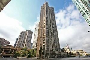 Stunning  3+ 1 Bed 2 Bath Condo in Mississauga Square One Area