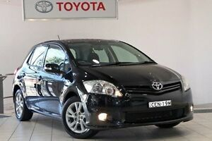 2011 Toyota Corolla ZRE152R MY11 Ascent Sport Ink 4 Speed Automatic Hatchback Waterloo Inner Sydney Preview