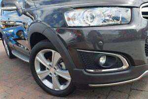2014 Holden Captiva CG MY14 7 LTZ (AWD) Smokey Eye 6 Speed Automatic Wagon Waitara Hornsby Area Preview