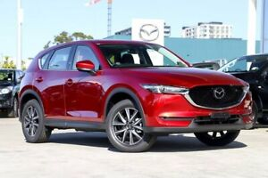 2019 Mazda CX-5 MY19 (KF Series 2) GT (4x4) Soul Red Crystal 6 Speed Automatic Wagon Kirrawee Sutherland Area Preview