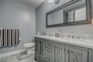 Beautiful!! Bright 3Bdr House In Mississauga