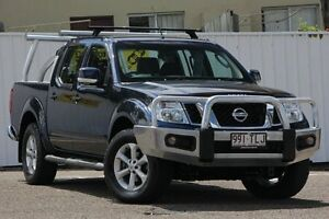 2013 Nissan Navara D40 S6 MY12 ST Blue 5 Speed Sports Automatic Utility Chermside Brisbane North East Preview