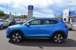 2016 Hyundai Tucson TLE Highlander Blue Sports Automatic Dual Clutch Strathmore Heights Moonee Valley Preview